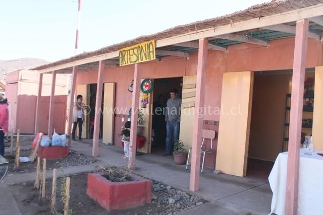 Inauguración de galería artesanal en Incahuasi (2)