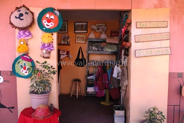 Inauguración de galería artesanal en Incahuasi (3)