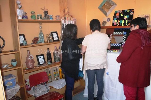 Inauguración de galería artesanal en Incahuasi (4)
