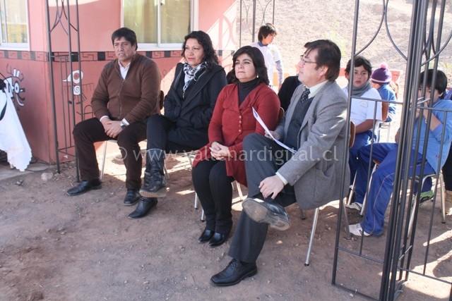 Inauguración de galería artesanal en Incahuasi (5)
