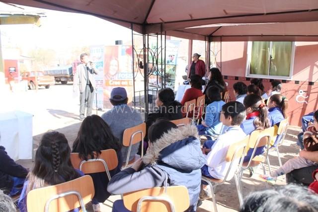 Inauguración de galería artesanal en Incahuasi (8)