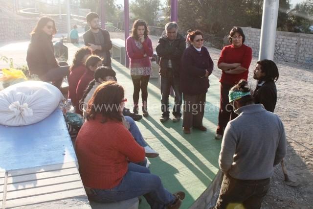 1er Huerto Comunitario en Vallenar (1)