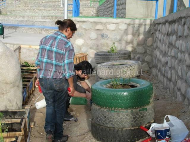 1er Huerto Comunitario en Vallenar (10)