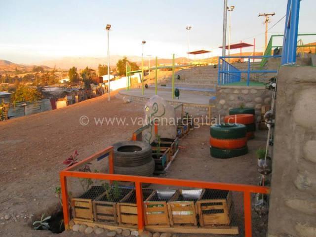 1er Huerto Comunitario en Vallenar (14)