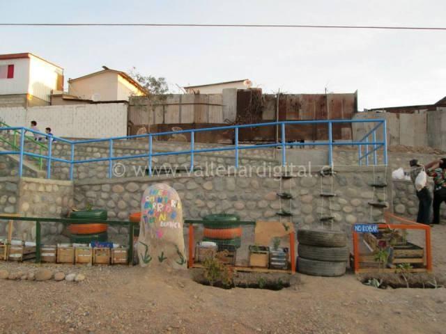 1er Huerto Comunitario en Vallenar (15)