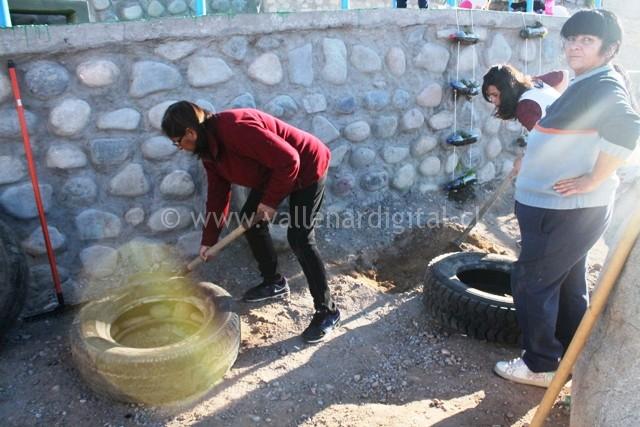 1er Huerto Comunitario en Vallenar (7)