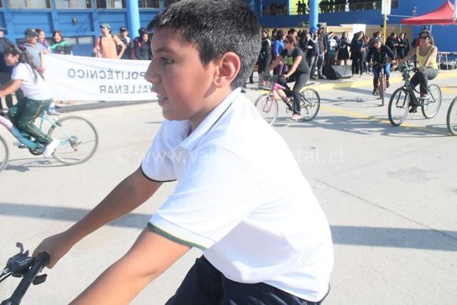 Bicicletada Barrio Vista Alegre (10)