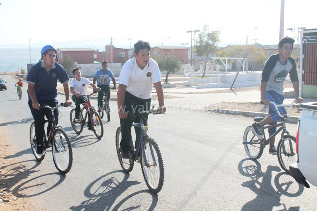 Bicicletada Barrio Vista Alegre (11)