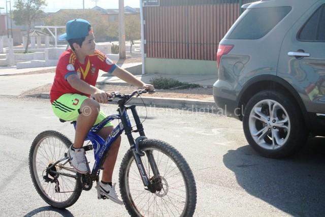 Bicicletada Barrio Vista Alegre (12)