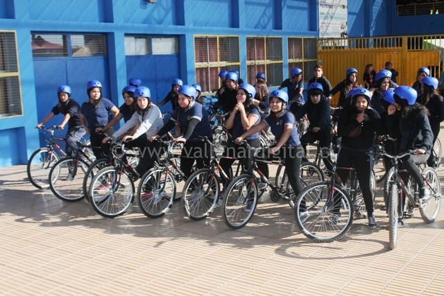 Bicicletada Barrio Vista Alegre (2)
