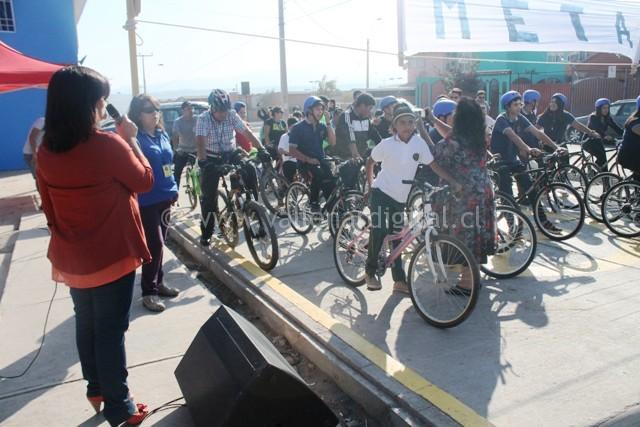 Bicicletada Barrio Vista Alegre (5)
