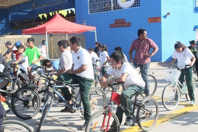 Bicicletada Barrio Vista Alegre (6)