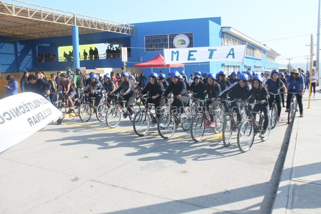 Bicicletada Barrio Vista Alegre (7)