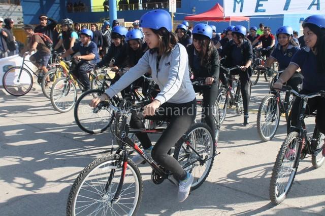 Bicicletada Barrio Vista Alegre (8)