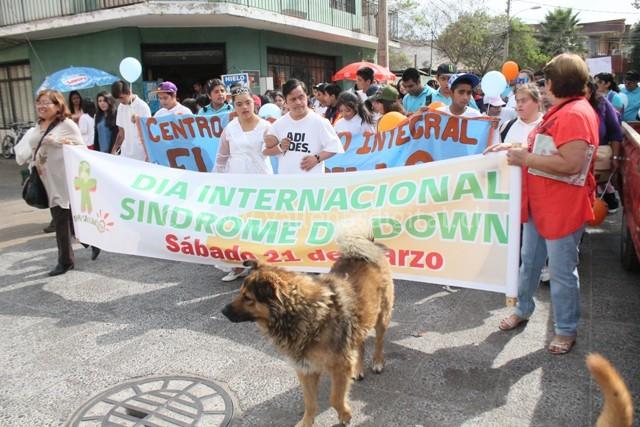 Caminata Día Mundial del Síndrome de Down (4)