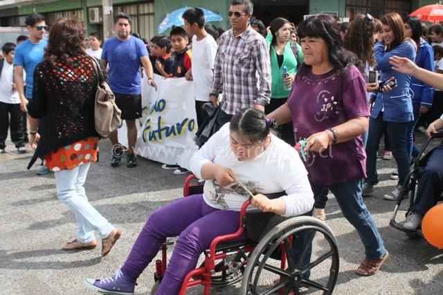 Caminata Día Mundial del Síndrome de Down (7)