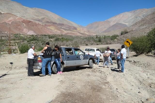 Voluntarios en Alto del Carmen (11)