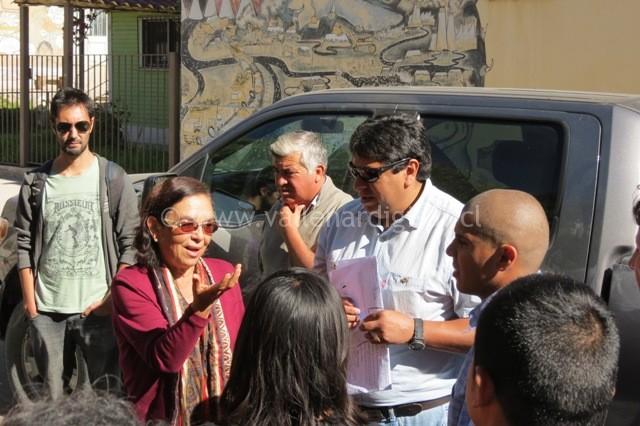 Voluntarios en Alto del Carmen (2)