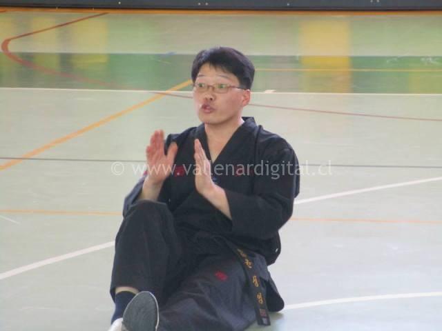 Clínica de Taekwondo (3)