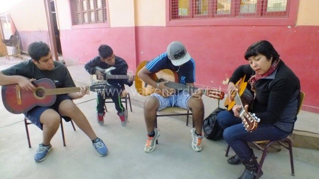 Taller de Intriducción a la Música - Huanchi (2)