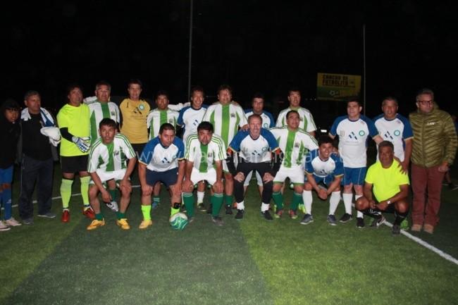 Inauguración Cancha de Futbolito Villa Cordillera (10)