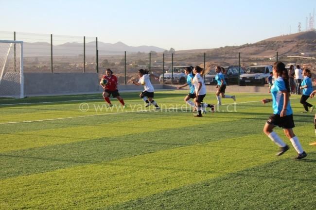 Inauguración Cancha de Futbolito Villa Cordillera (3)