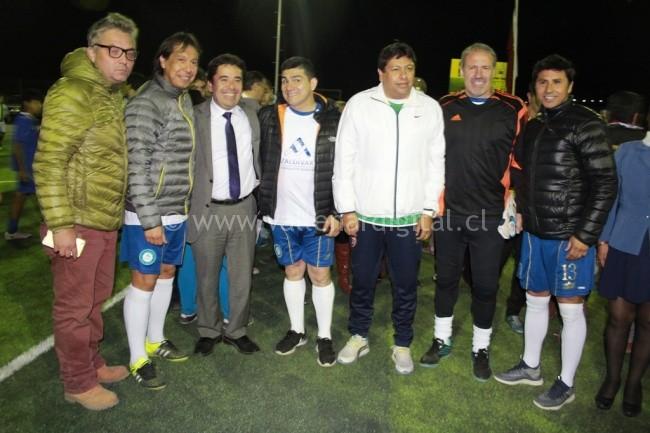 Inauguración Cancha de Futbolito Villa Cordillera (9)