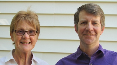 Mary Anne Hering & Kenneth Jannot, Jr.