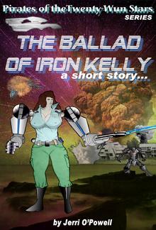 Pirates of the Twenty-Wun Stars: The Ballad of Iron Kelly PDF