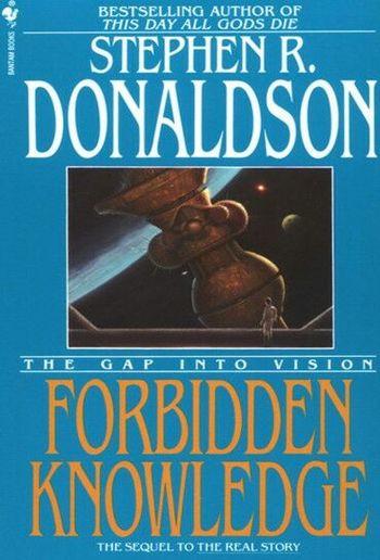 Forbidden Knowledge: The Gap Into Vision PDF   Media365