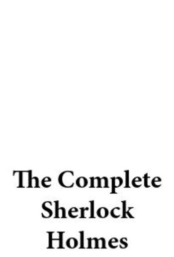 The Complete Sherlock Holmes Pdf Media365