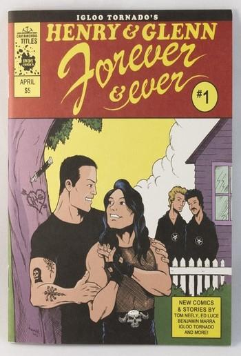 Henry & Glenn Forever & Ever #1 PDF