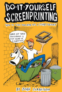 Do-It-Yourself Screenprinting PDF