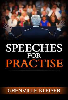 Speeches for Practise PDF