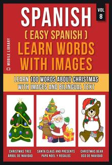 Spanish ( Easy Spanish ) Learn Words With Images (Vol 8) PDF