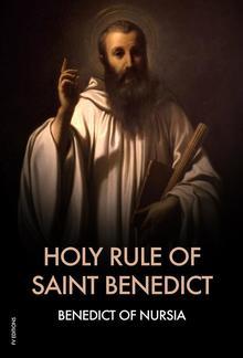Holy Rule Of Saint Benedict PDF