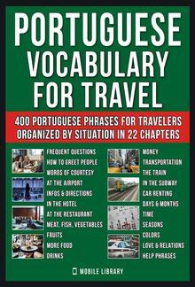 Portuguese Vocabulary for Travel PDF