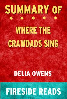 Where the Crawdads Sing by Delia Owens: Summary by Fireside Reads PDF