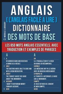 Anglais ( L'Anglais Facile a Lire ) Dictionnaire des mots de base PDF