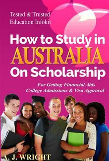 How to study in Australia on Scholarship PDF