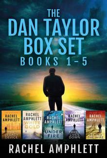The Dan Taylor Box Set Books 1-5 (an action packed espionage thriller series) PDF