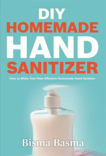 DIY Homemade Hand Sanitizer PDF