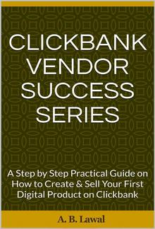Clickbank Vendor Success Series PDF