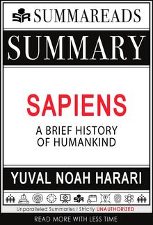Summary of Sapiens: A Brief History of Humankind by Yuval Noah Harari PDF