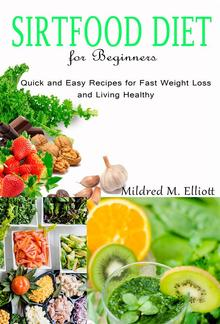 Sirtfood Diet For Beginners PDF