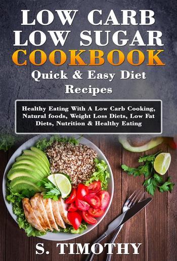 Low Carb Low Sugar Cookbook PDF