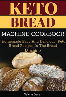 Keto Bread Machine Cookbook PDF