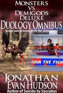 Monsters Vs Demigods Deluxe Duology Omnibus PDF