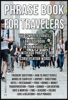 Phrase Book for Travelers PDF