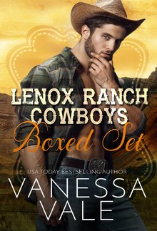 Lenox Ranch Cowboys: Complete Boxed Set - Books 1 - 5 PDF